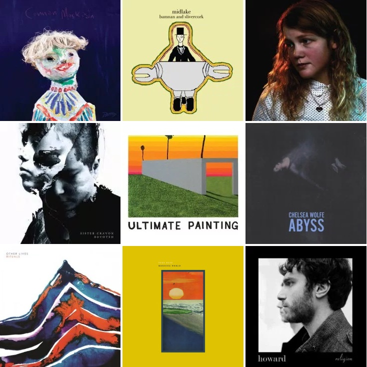 Play it Again, Shlomo: My Go-To Albums of 2015 (Redux)