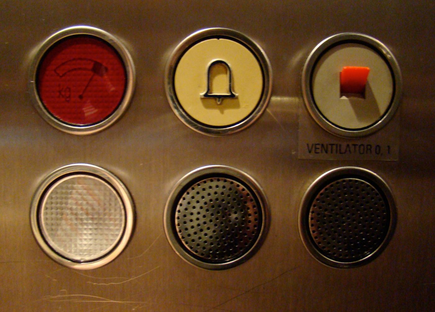 Babylonisches Sprachgewirr Im Fahrstuhl