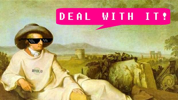 Hätte Goethe getwittert?