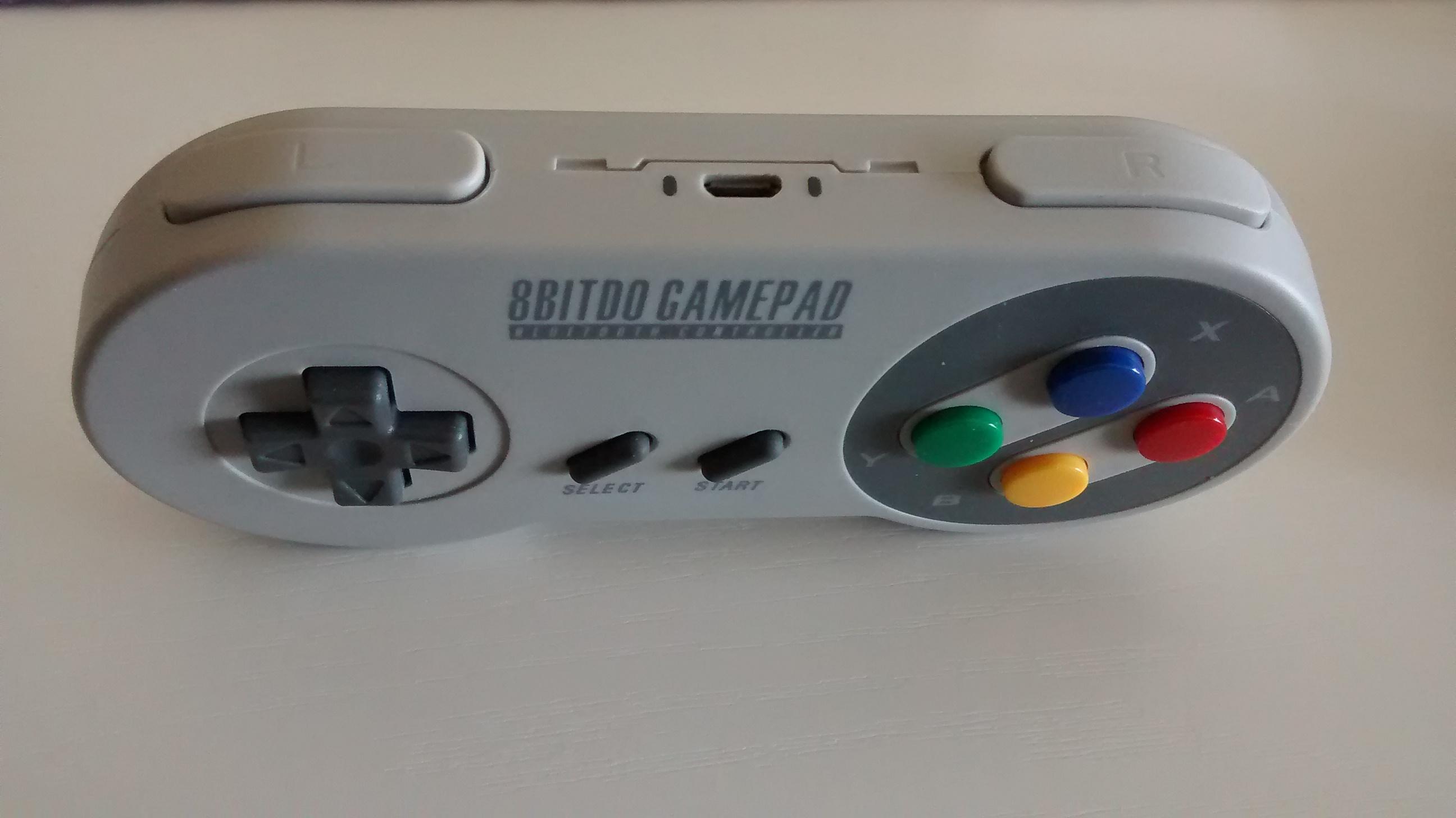 Mash it Like it's 1992! With the 8bitdo SFC30 Gamepad