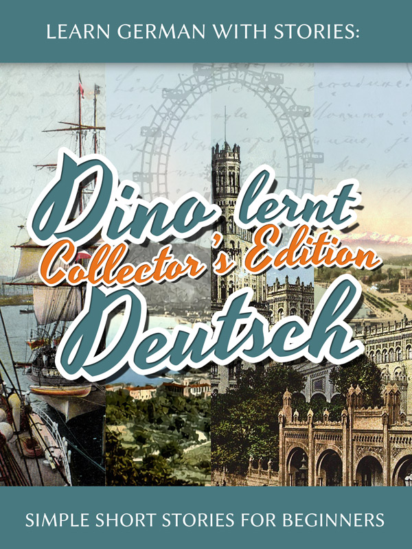 Dino lernt Deutsch Collector's Edition 5-8