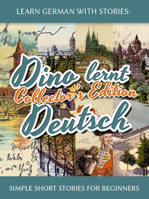 Dino lernt Deutsch Collector's Edition 1-4